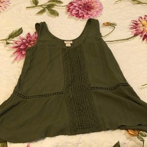 Mossimo Small Tank Top